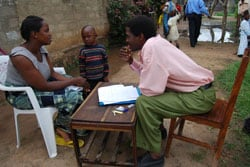 Tanzania child registration process