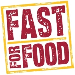 FAST for FOOD campaign logo