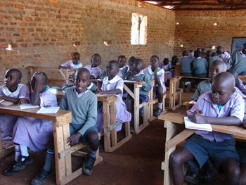 Children in the New Classroom