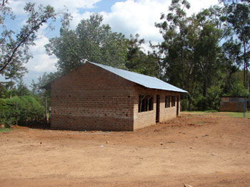 A One-Time Gift Allowed Construction of Twin Permanent Classrooms