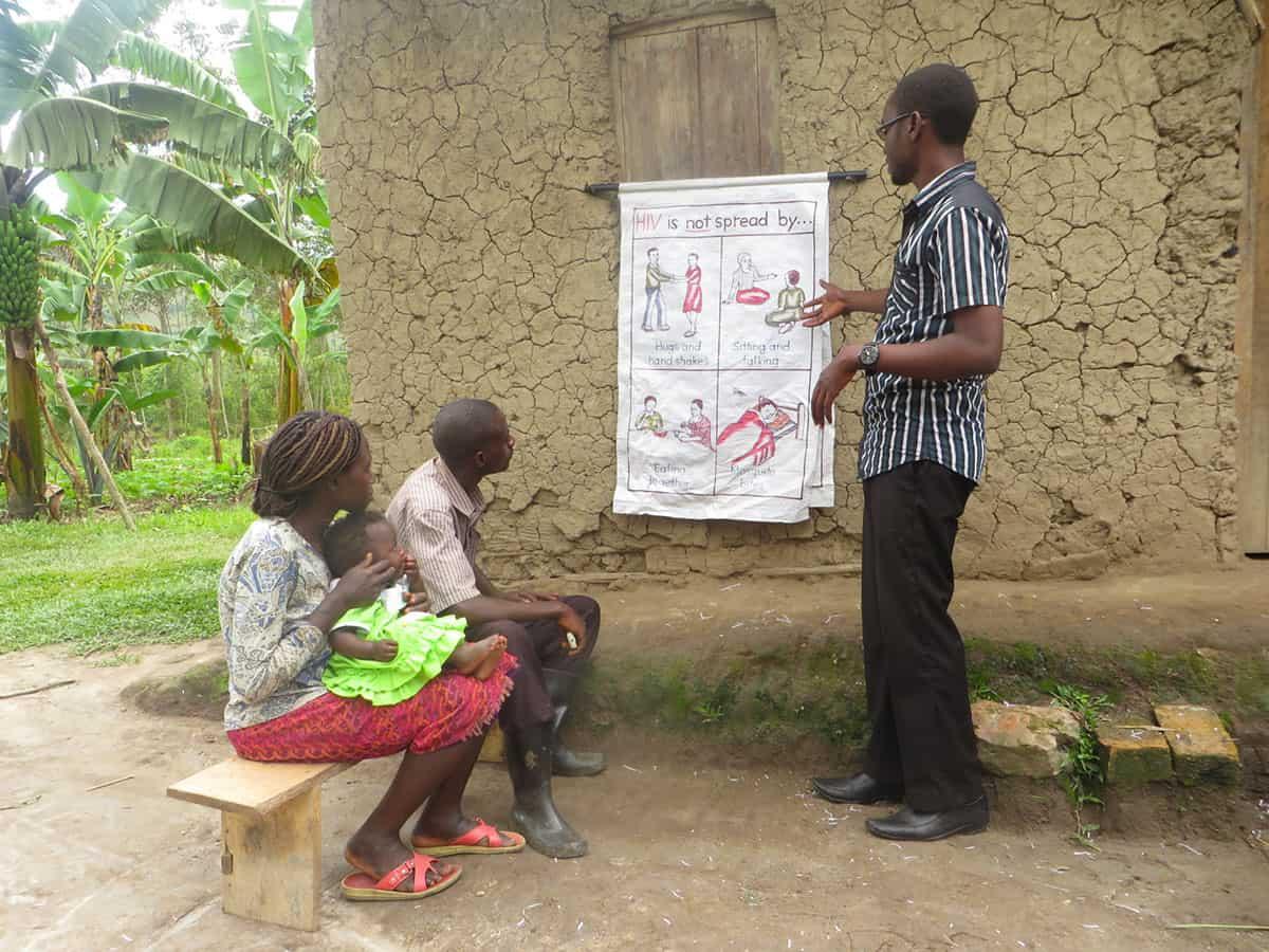 Aids Initiative Education