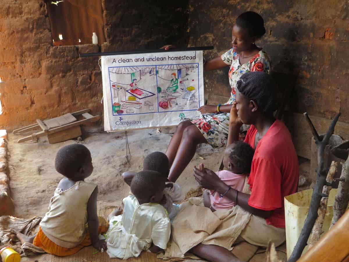 Aids Initiative Family