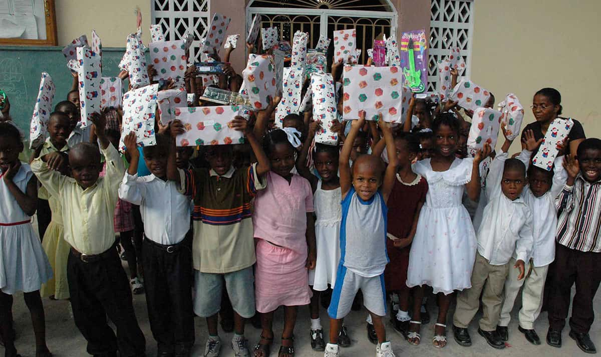 Christmas in Haiti Gifts
