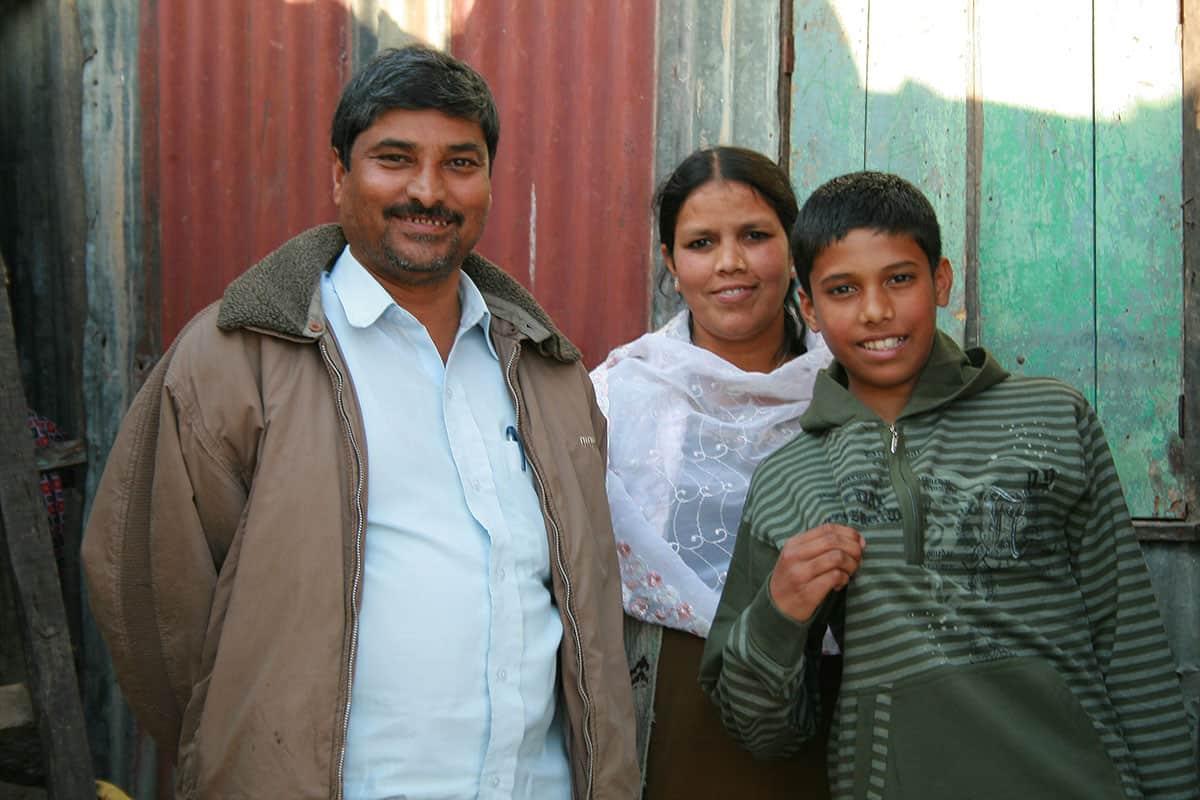 Christmas in India Jacket