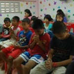 Bringing Christ to Buddhist Villagers