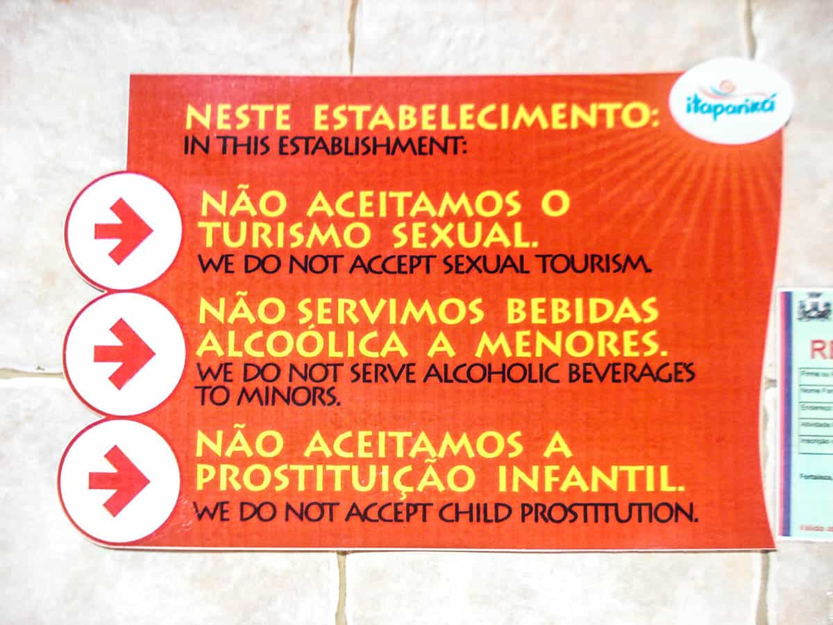 The Reality of Child Prostitution in Brazil