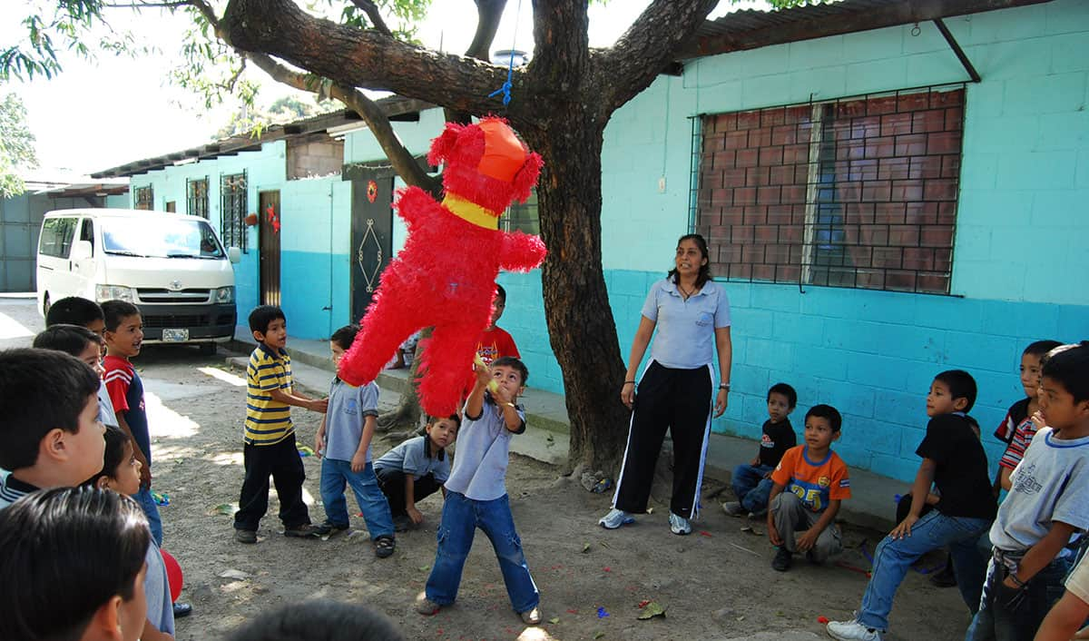Celebrating Christmas El Salvador
