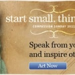 Tales From a Compassion Sunday Newbie