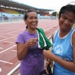 Training for the 2011 Special Olympics World Summer Games