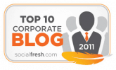top corporate blogs