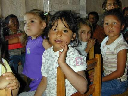 honduras classroom