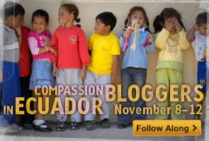 ecuador blog trip