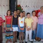 Christmas Gift Giving Fun in Nicaragua