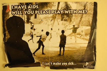 aids and poverty