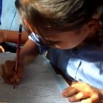 A Child's Letter: From Maria to Her Sponsor
