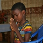The Prayers of a Sponsored Child