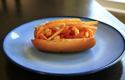 brazilian hot dog