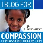 September is Blog Month at Compassion