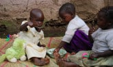 children-sharing-food-UG