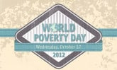world poverty day FI