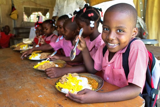 World Food Day: Security to Dream   Compassion International Blog