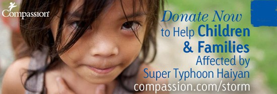 donate to typhoon haiyan relief