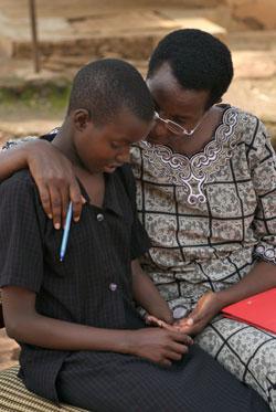 rwandan genocide survivor thabita