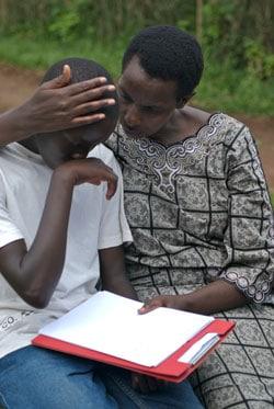 rwandan genocide survivor eric