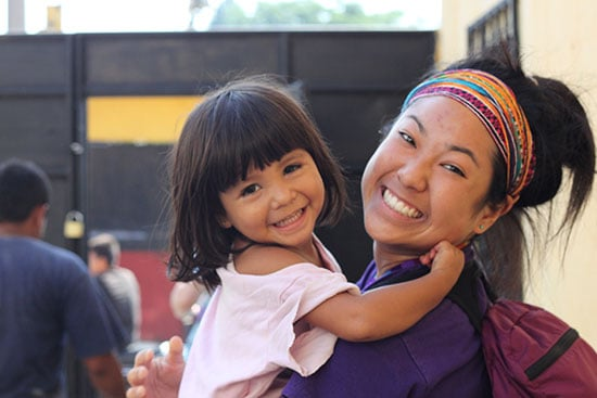 compassion summer intern kelly