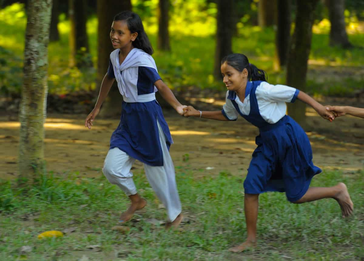 kids being kids bangladesh
