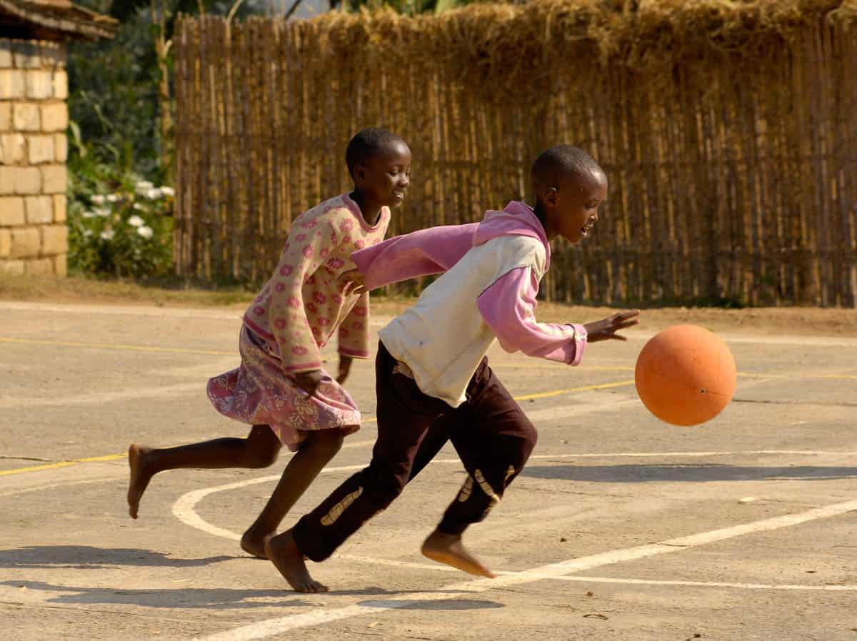 kids being kids rwanda