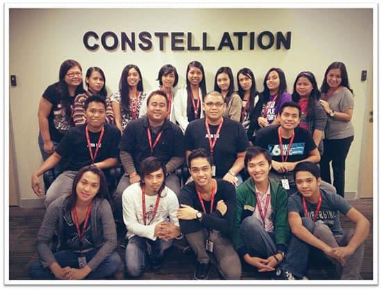 team constellation group