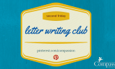 second friday letter writing club fb link