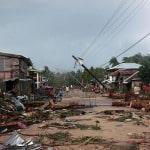 Surviving A Typhoon