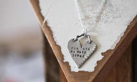 You Are So Very Loved Necklace_blog