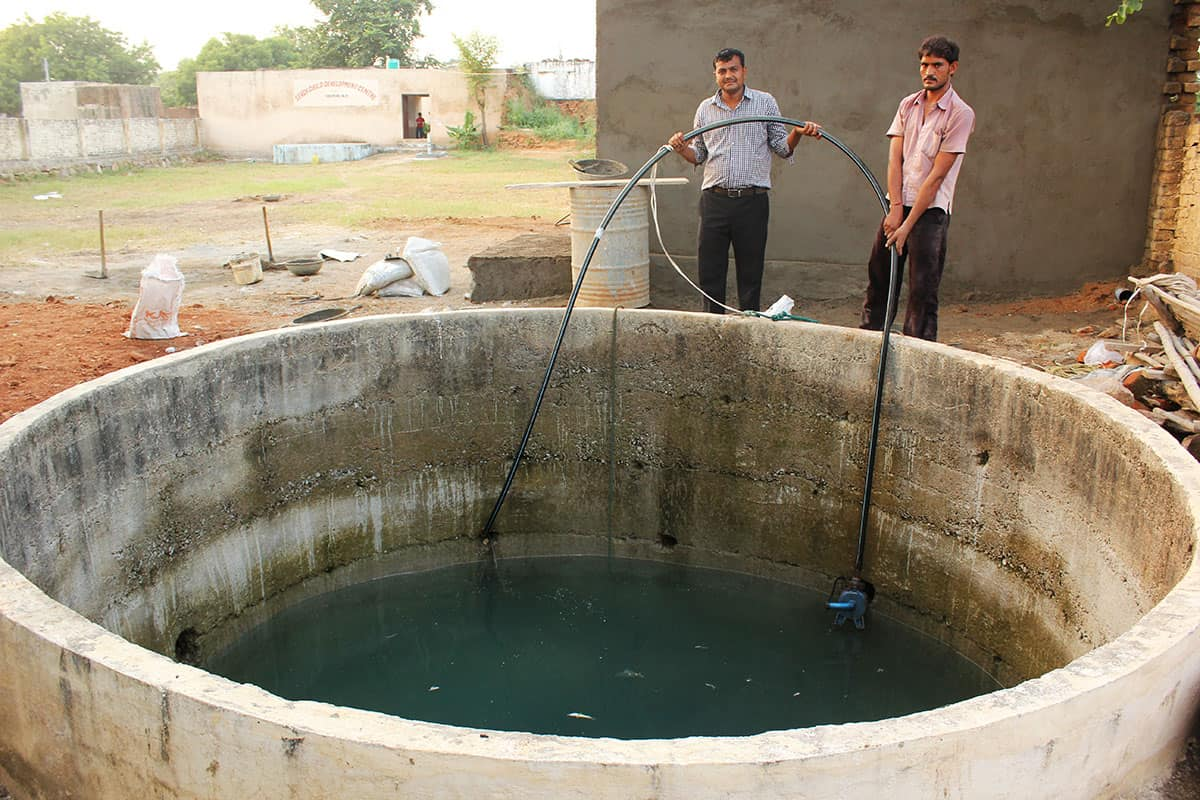 Sustainable Water New Well