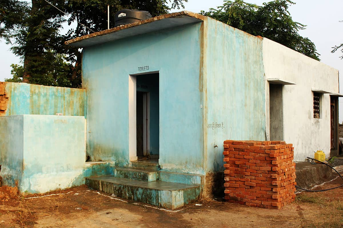 Sustainable Water Toilets