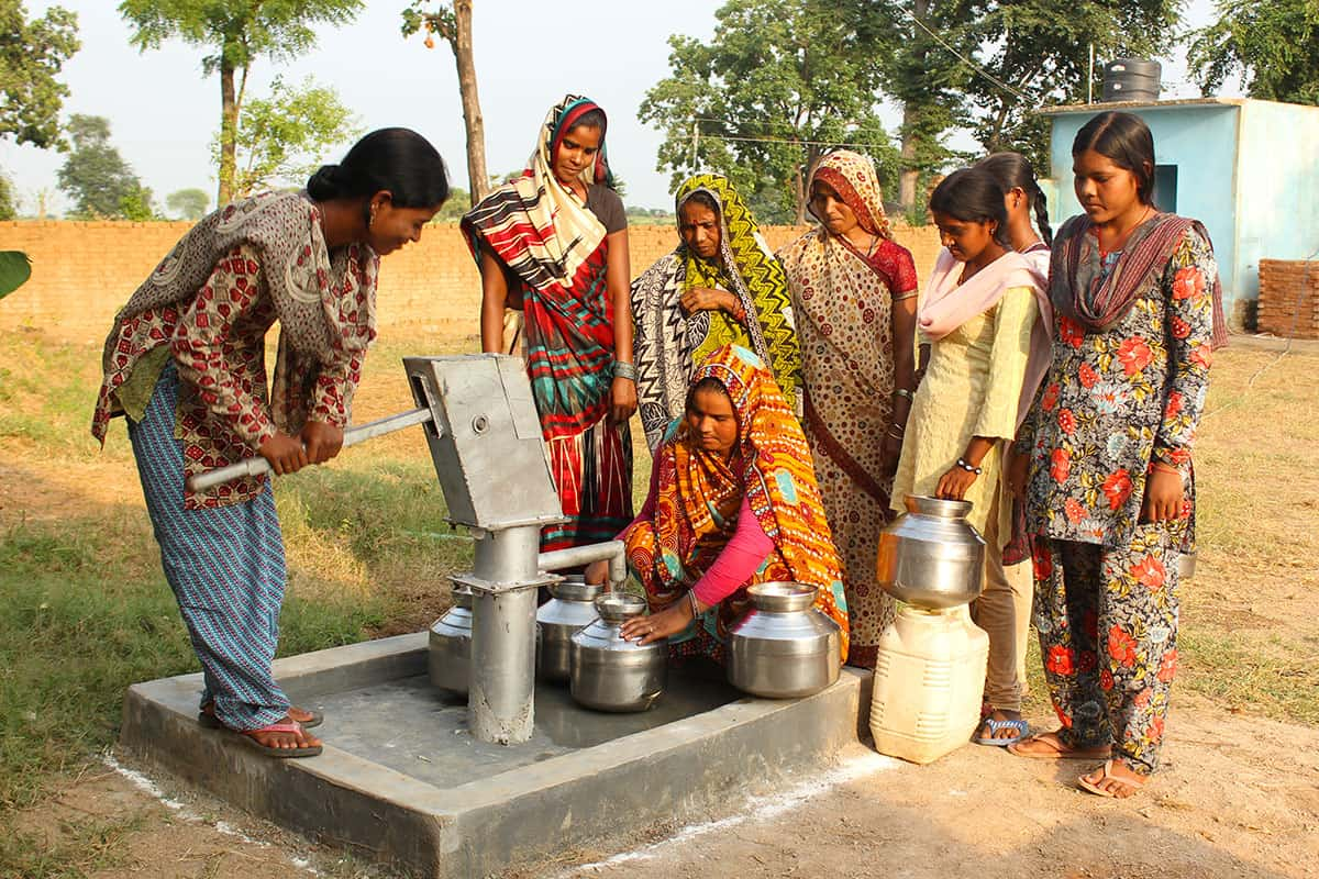 Sustainable Water Women Well