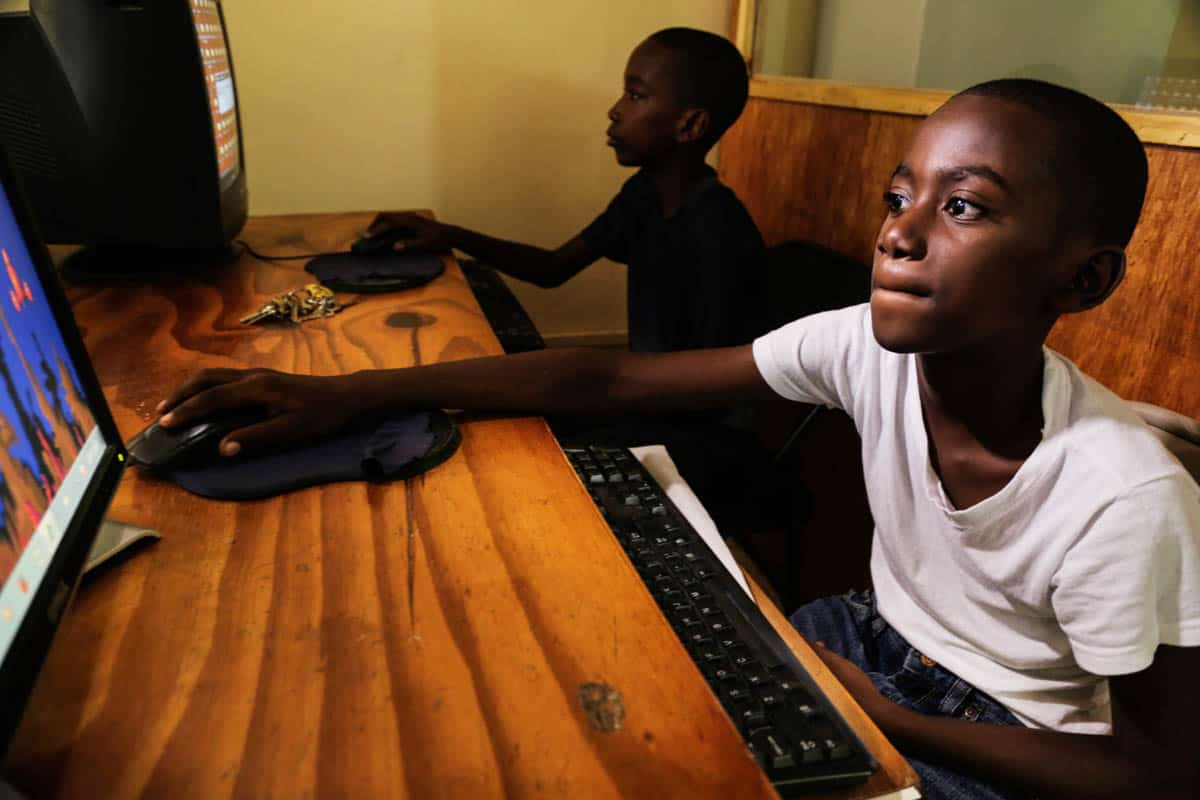 Technology in Developing Countries Computer