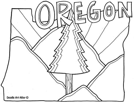 Share Your World Oregon
