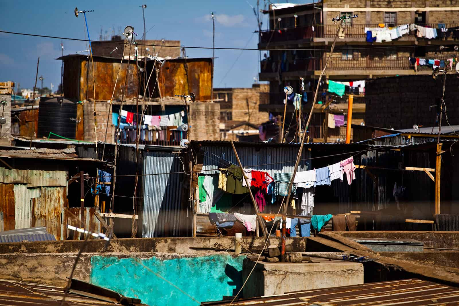 Poverty Tourism Kenya Slum