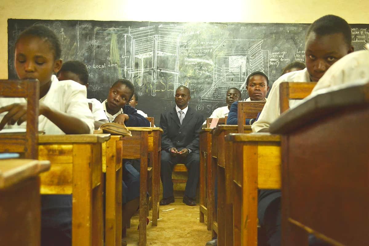 schools in kenya evans teaching