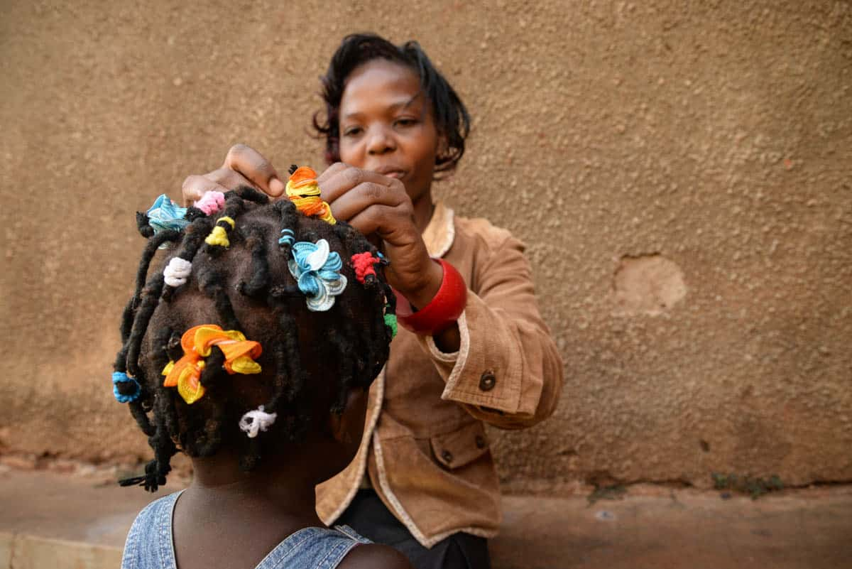 Giving Tuesday Life is Precious Hair