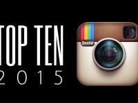 Top 10 Instagram Photos of 2015