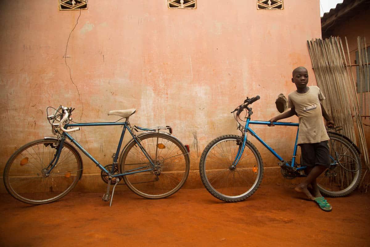 Kids Photography Ideas bikes