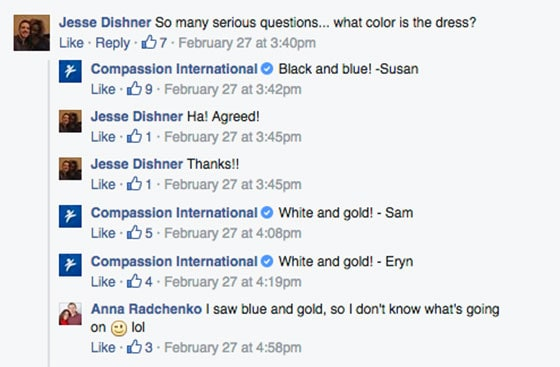 Facebook Questions Jesse