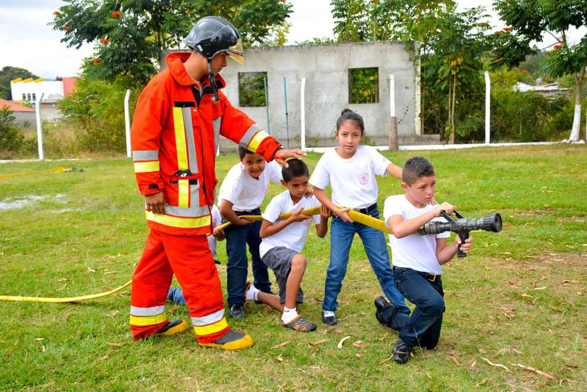 消防士になりたい