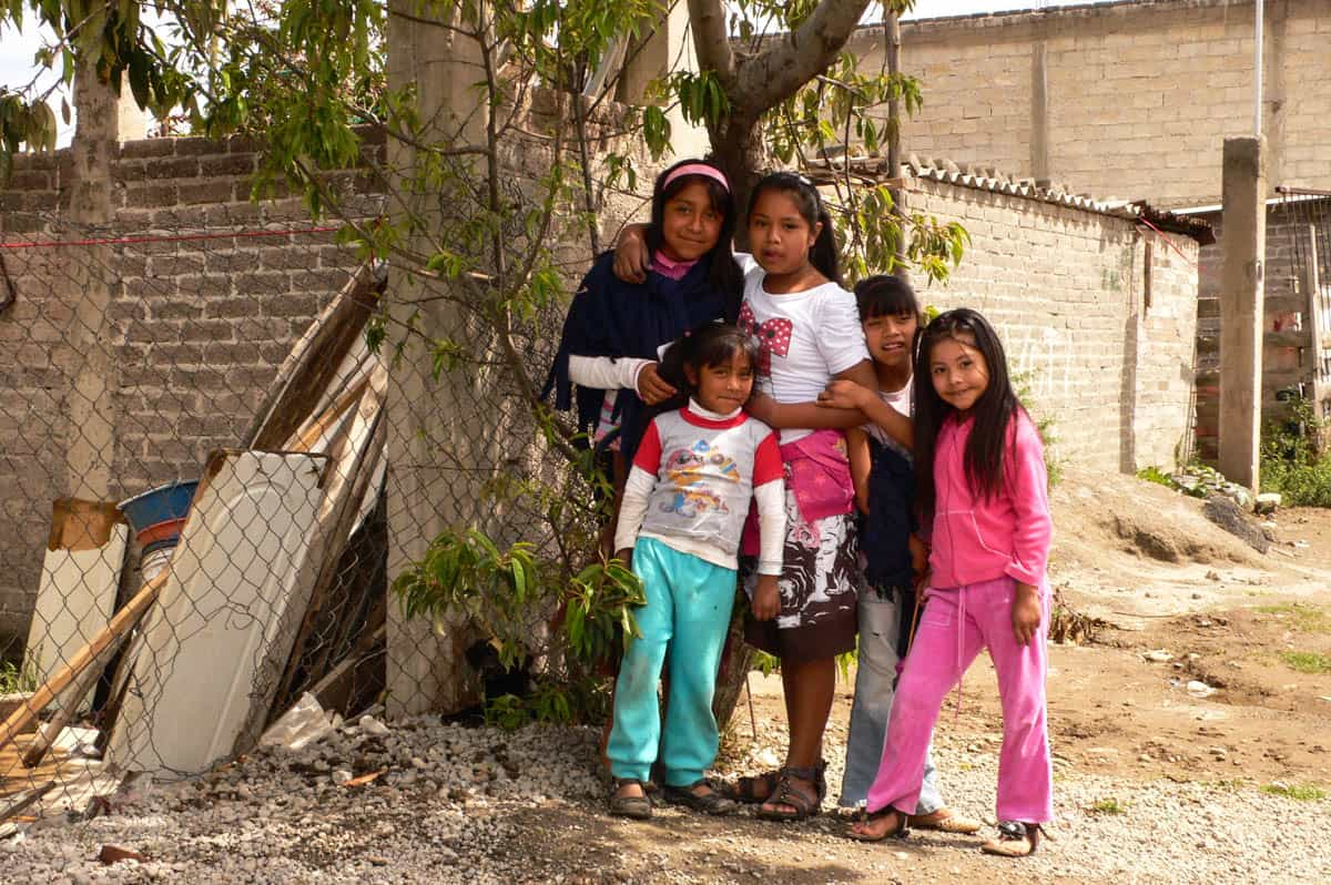 What is Life Like for Mexico's Suburban Poor?