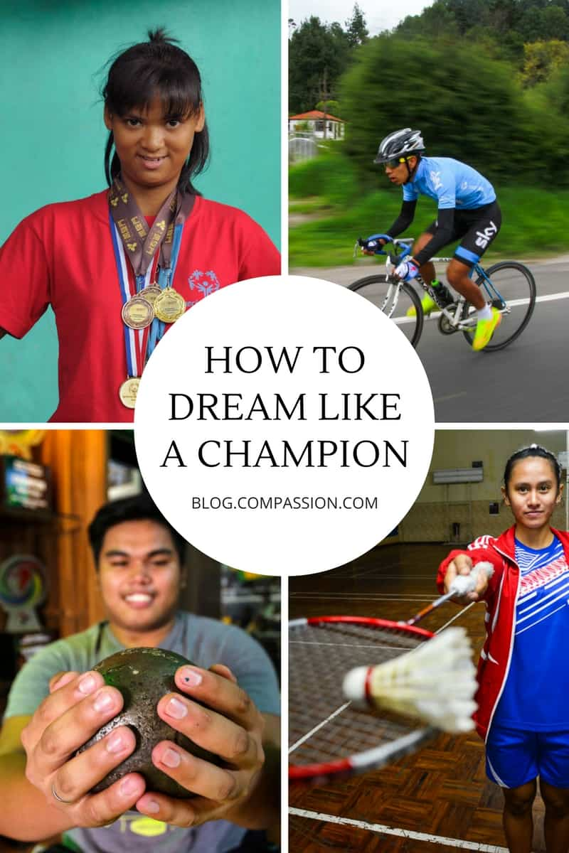 How To Dream Like a Champion