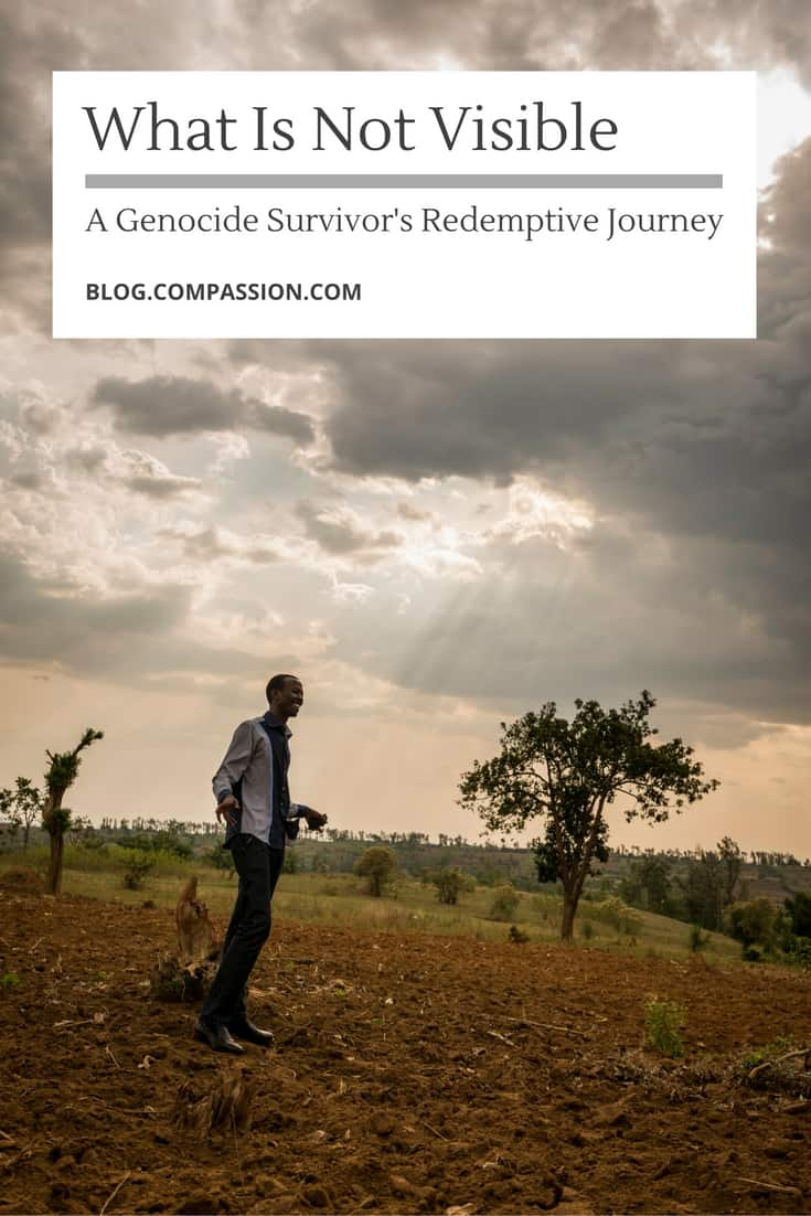 What Is Not Visible: A Genocide Survivor's Redemptive Journey